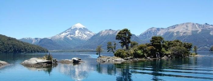 San Martín de los Andes is one of Patagonia (AR).