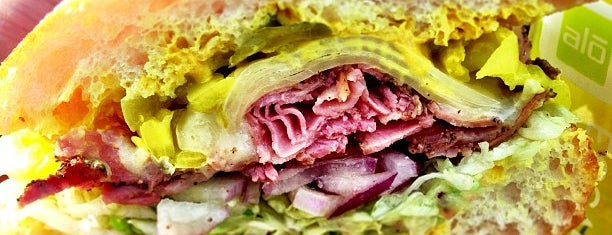Morucci's Deli is one of California - The Golden State (Northern).