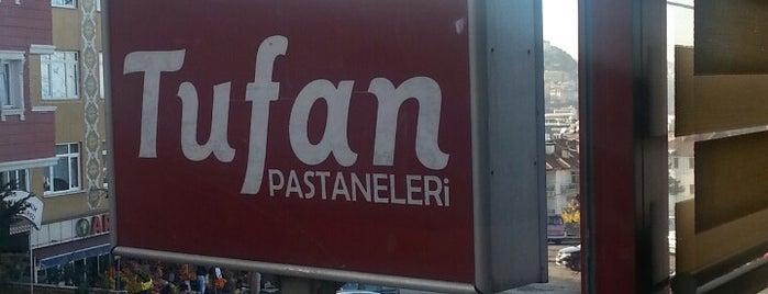 Tufan Pastanesi is one of 20 favorite restaurants.