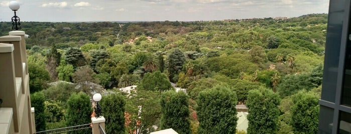 Four Seasons Hotel The Westcliff, Johannesburg is one of South Africa.