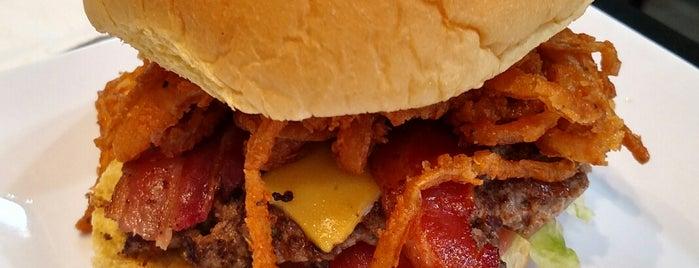 Emoji Burger is one of NY.