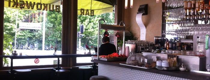 Bar Bukowski is one of [To-do] Amsterdam.