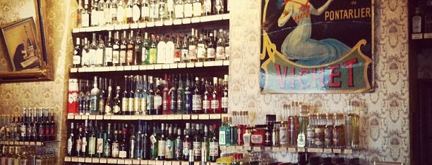 Absinth Depot Berlin is one of Saintano : понравившиеся места.