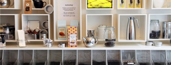 Tea Bar is one of Amsterdam.