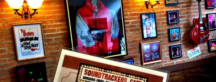 Soundtrackers Cafe is one of Lugares guardados de Guilherme.