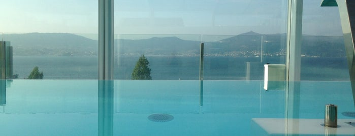Gran Hotel Nagari & Spa is one of Vigo.