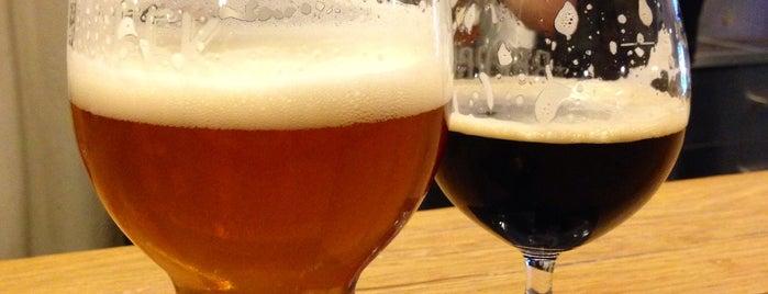BeerGeek Bar is one of Standart in Prague.
