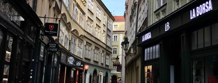 Karlova is one of BK to Berlin.