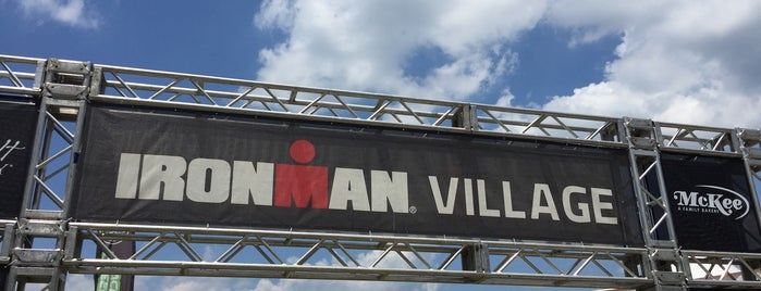 IRONMAN Village Chattanooga is one of Kristen'in Beğendiği Mekanlar.