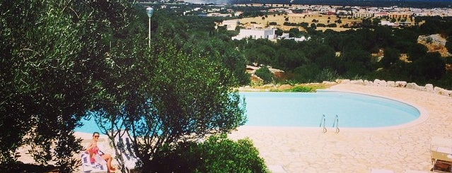 Masseria Spetterrata is one of Lugares favoritos de Mike.