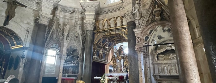 Katedrala Sv. Duje | Cathedral of St. Domnius is one of Long weekend in Split.