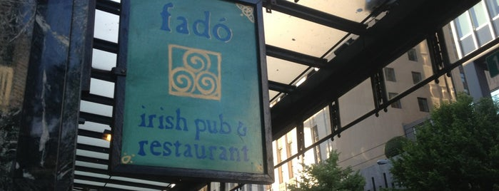 Fadó Irish Pub is one of Seattle.