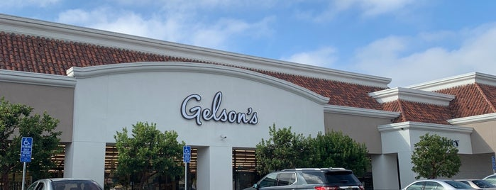 Gelson's Market is one of San Diego暮らし.
