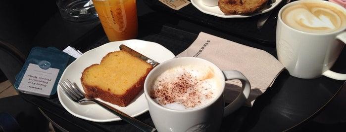 Starbucks Reserve Beatriz is one of Posti che sono piaciuti a Maria.