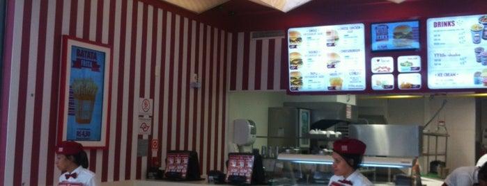 Burger Lovers is one of Priscilla : понравившиеся места.