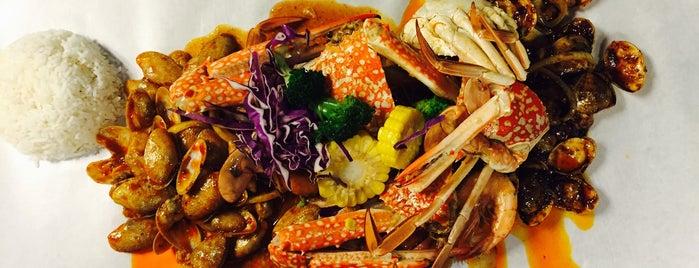 Fizzy Cafe Mee Udang Ketam is one of Chili'nin Kaydettiği Mekanlar.
