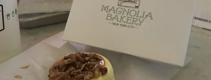 Magnolia Bakery is one of Orte, die Allison gefallen.
