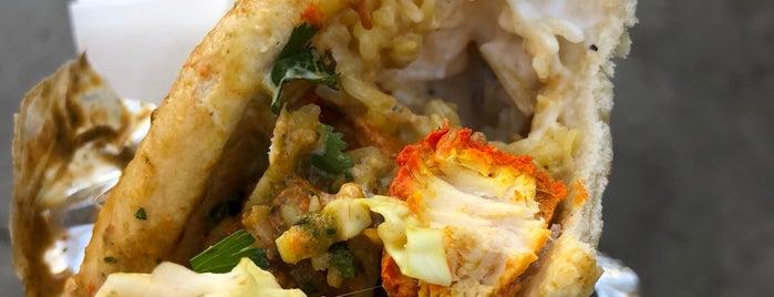 Tandoor's Saffron Indian Kitchen is one of Gluten Free Grub.