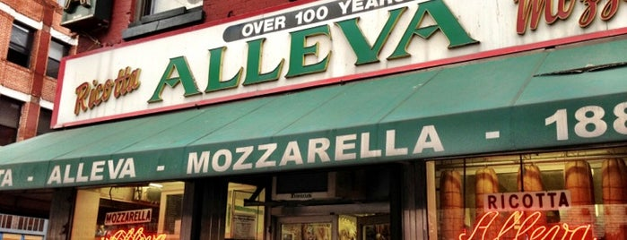 Alleva is one of Restaurants NYC.