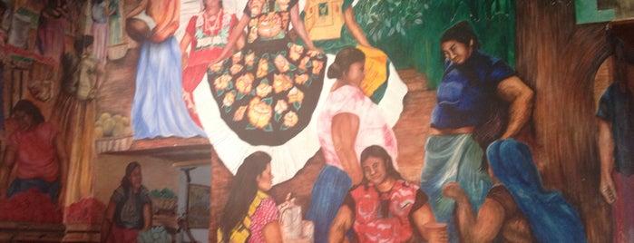 Scaru Restaurante Bar is one of Oaxaca.