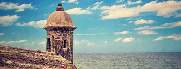 Castillo San Felipe del Morro is one of PR.