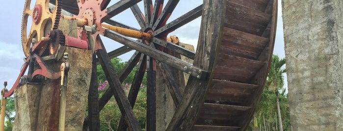 Dorado Beach Watermill is one of Exploring Puerto Rico.