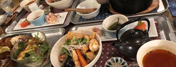 Cocopelli Shrimp 海と畑の台所 ココペリシュリンプ is one of 【三河エリア】行きたい.