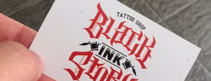 Black Ink Story is one of Paris - To Do.
