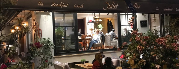 Juliet Rooms & Kitchen is one of Istanbul.