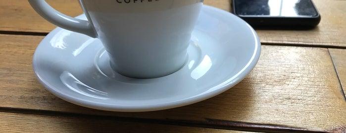 Klar Coffee Co. is one of Kahve & Çay.
