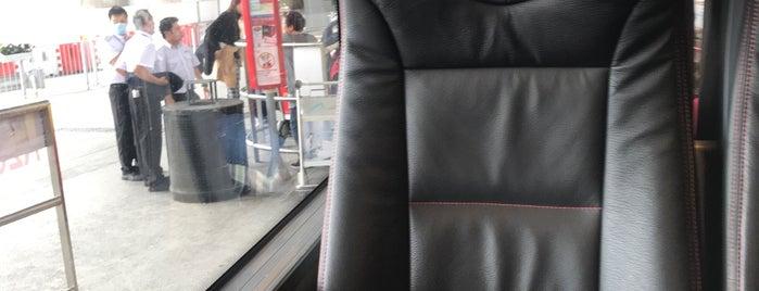 Citybus: Bus A21 Cityflyer Service is one of Orte, die Shank gefallen.