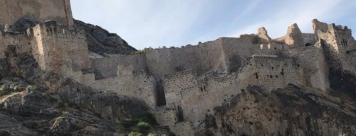 Kahta Yeni Kale is one of Adıyaman.