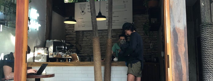 Coati Café is one of 🇲🇽 Tulum & Holbox | Hotspots.