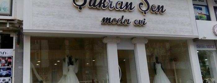 Şükran Şen Moda Evi is one of Moda Evleri.