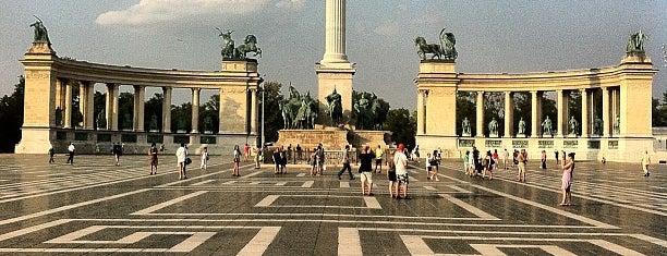 英雄広場 is one of Budapest.
