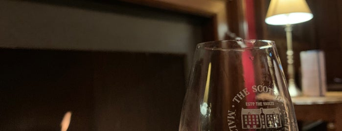 Single Malt Whisky Society is one of Scotland.