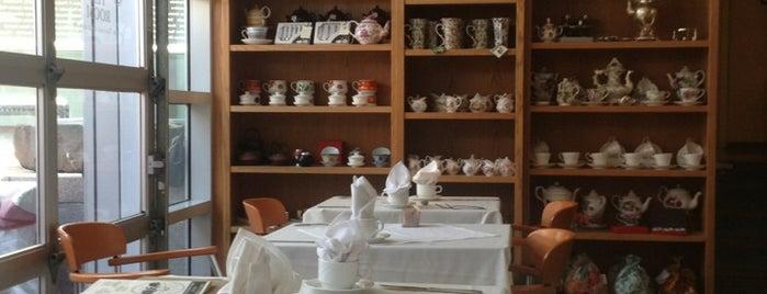 Chado Tea Room is one of Teas.