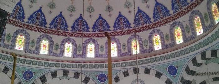 Hacı Bacak Camii is one of Konya Karatay Mescit ve Camileri.