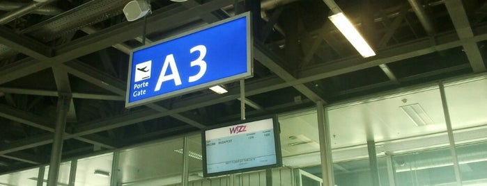 Gate A3 is one of Geneva (GVA) airport venues.