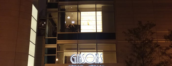 Gibson Italia is one of Chicago.