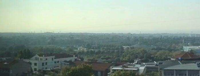 Koç Üniversitesi Hastanesi is one of Orte, die Erkan gefallen.