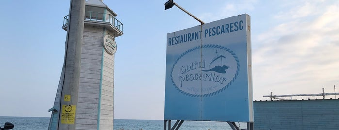 Restaurant Golful Pescarilor is one of Lugares guardados de Stoian.