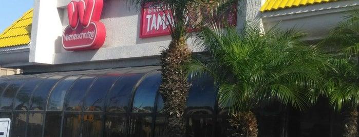Wienerschnitzel is one of สถานที่ที่ Shamika ถูกใจ.