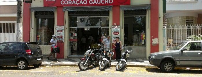 Churrascaria Coração Gaúcho is one of Lieux sauvegardés par Sidney.