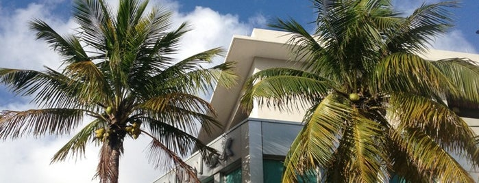 Equinox South Beach is one of Locais curtidos por Marcos.