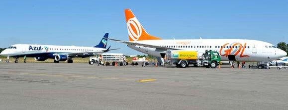 Aeroporto Regional de Caxias do Sul / Hugo Cantergiani (CXJ) is one of สนามบินนานาชาติ (1).