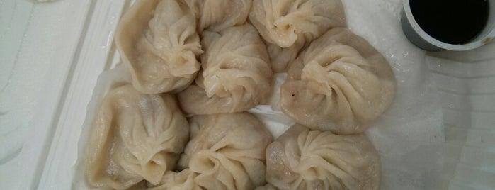Shanghai Dumpling Shop is one of Bay Area.