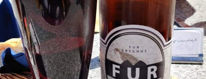 Fur Bryghus is one of Lugares favoritos de Heidi.