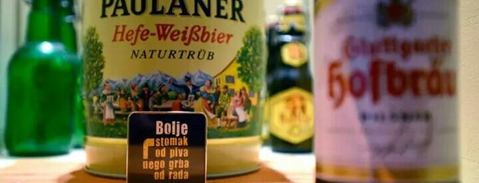 Old London is one of Weißbier & Kraft Beer Places in Belgrade.