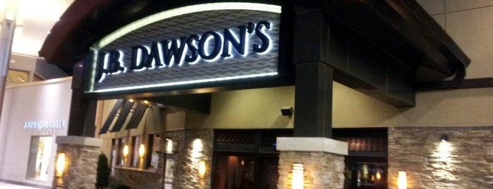 J.B. Dawsons is one of Everything.